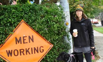 "Is it time for us, the taxpayers, to eliminate ""Men Working"" signs?"