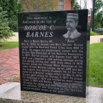 Mt. Morris's Roscoe Barnes was the Joe Morgan of his era