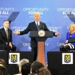 Talker declares Biden to be election winner; Joe joins the Presidential Visits to Rochester series