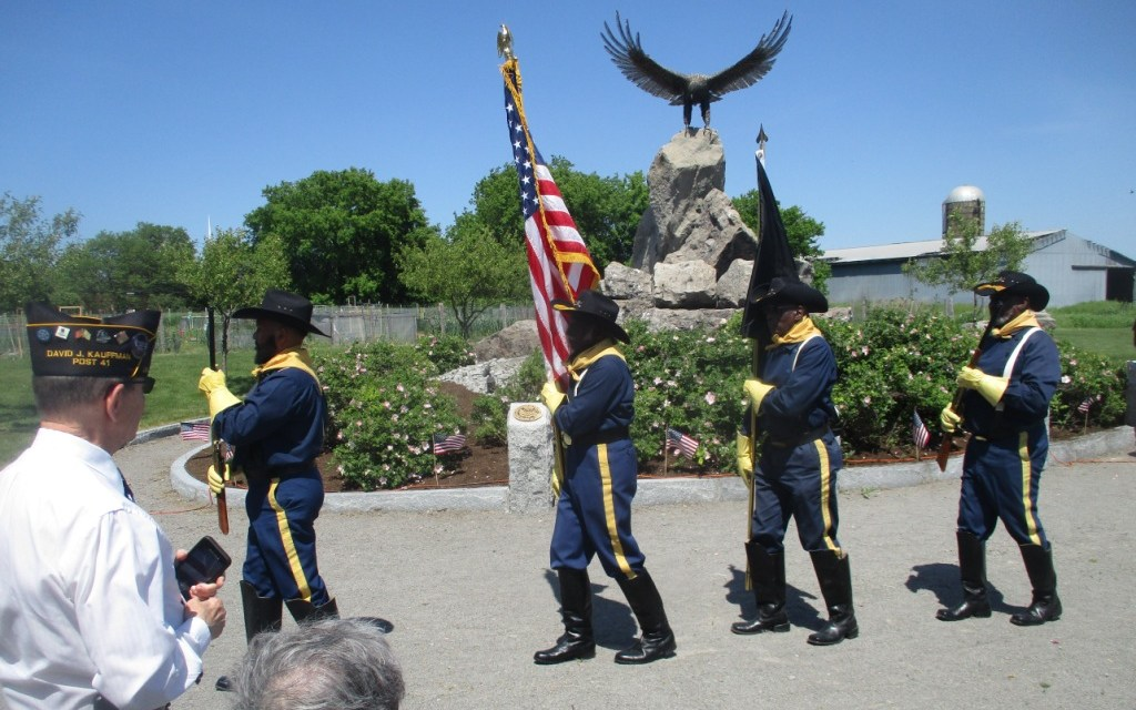 Memorial Day at Buckland and Highland Parks