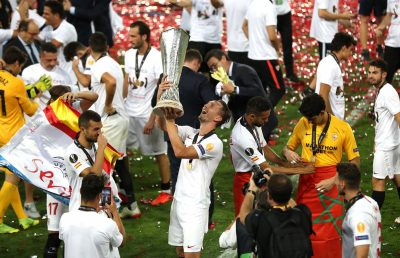 Sevilla Beat Inter Milan To Win The Europa League For A Record Sixth Time