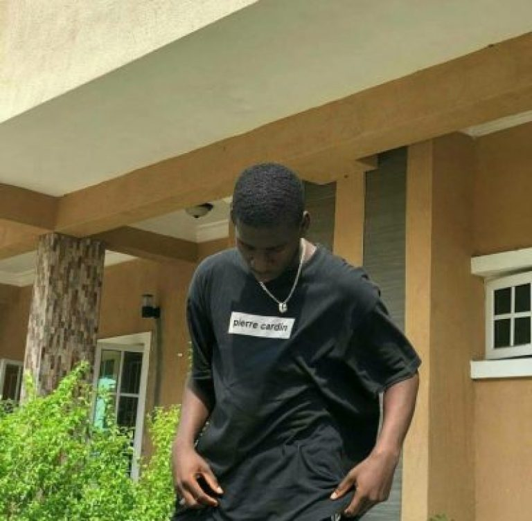 Nigerian Father Kicks Son Out Of His House For Joining #EndSARS Protest