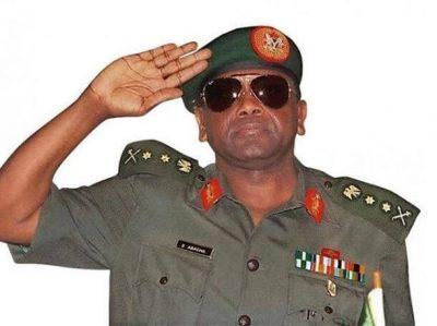 The late Gen. Sani Abacha