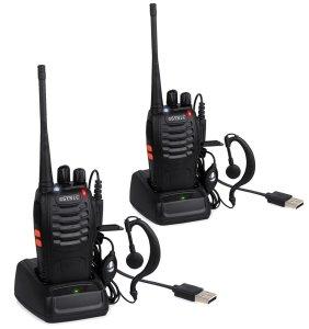 Talkies-walkies rechargeables eSynic