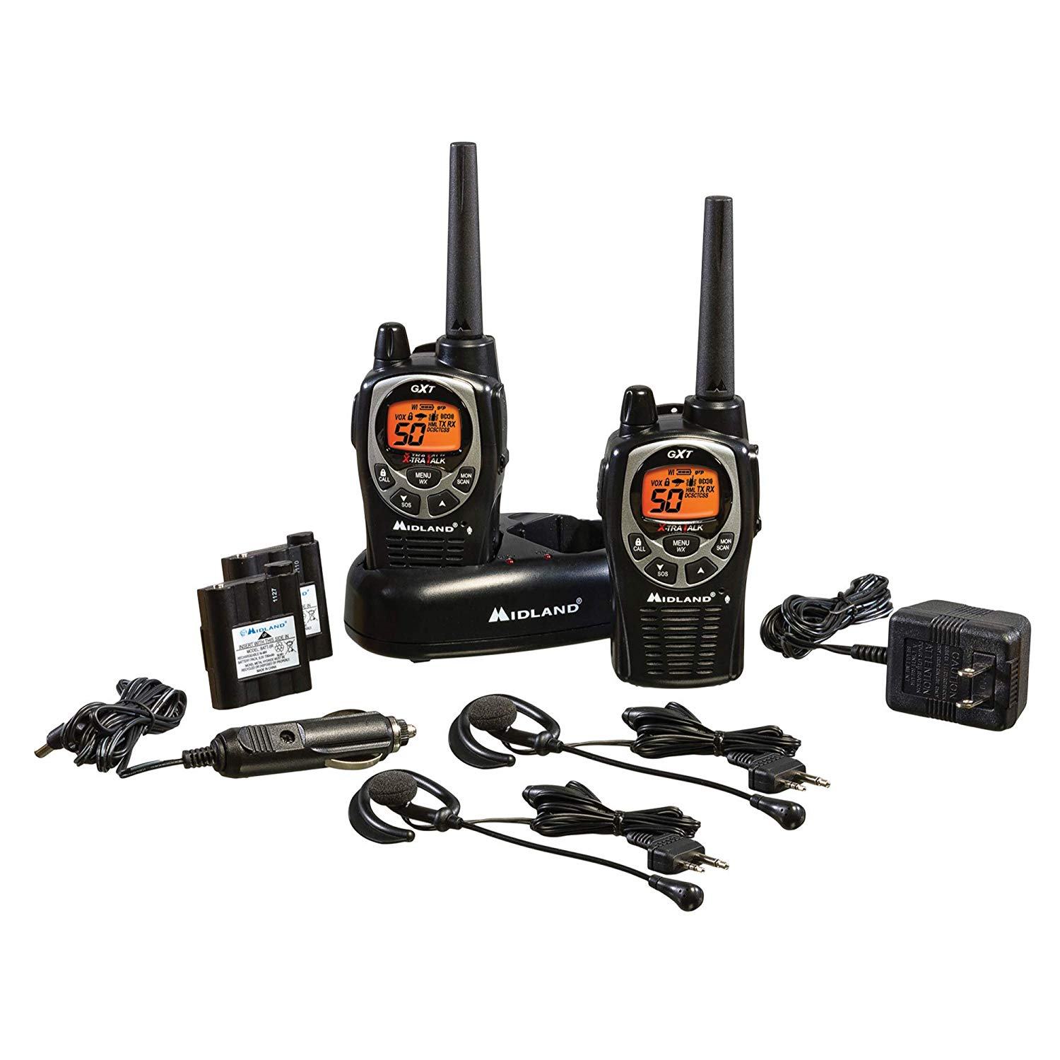 Midland GXT1000VP4 Review [GMRS Two Way Radio]
