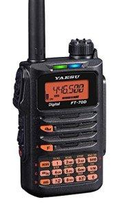 FT-70DR FT-70 Émetteur-récepteur numérique / analogique Yaesu 144/430 MHz d'origine