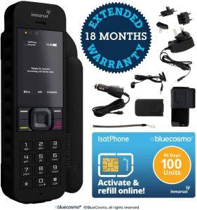Téléphone satellite BlueCosmo Inmarsat IsatPhone 2.1