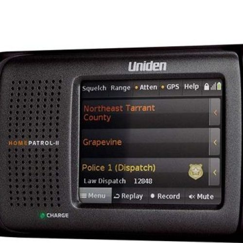 Uniden HomePatrol 2 Review [Touch Screen Scanner]