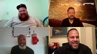 Chris Byrd | The Friday Night Panel | Talkin' Fight