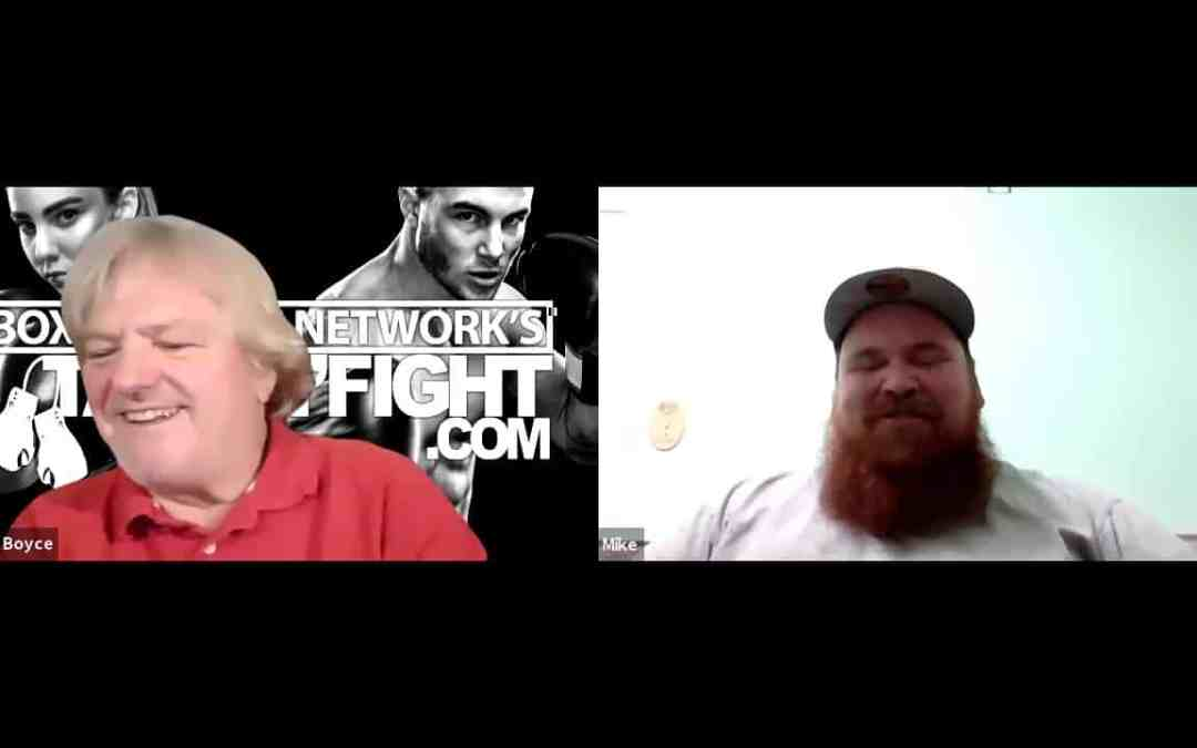 TalkinFight: Mike Orr on his Top 5 Women in Boxing