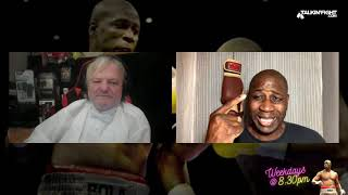 Donny Lalonde | The Scoop with Bola Ray | Talkin Fight