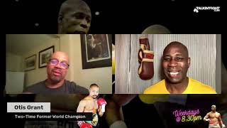 Legends of Boxing | The Scoop with Bola Ray | Talkin Fight