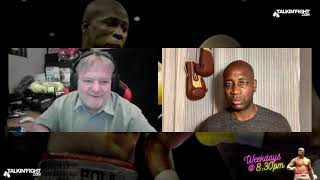 Andy Ruiz Jr. | The Scoop with Bola Ray | Talkin Fight