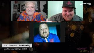 Ekow Essuman | Knuckle Up with Mike Orr | Talkin Fight