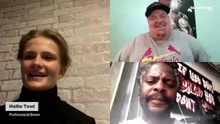 , Interview with Hollie Towl | Knuckle Up with Mike Orr | Talkin Fight