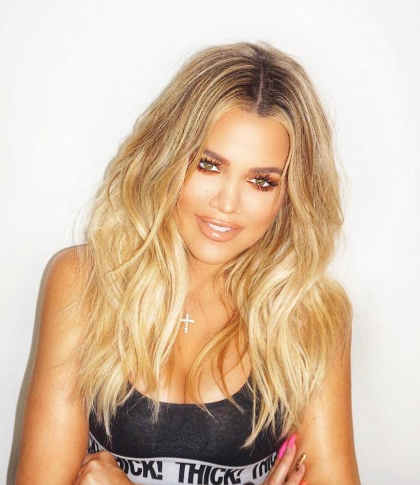 Kuvahaun tulos haulle Khloe kardashian hair 2018