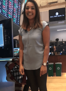 Cheddar hires Nora Ali to be an anchor  Talking Biz News