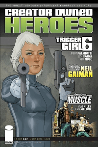 Creator Owned Heroes #1