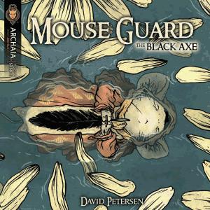 Mouse Guard: The Black Axe #5
