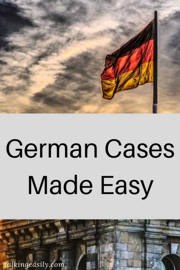 Post Pin: German Cases Made Easy