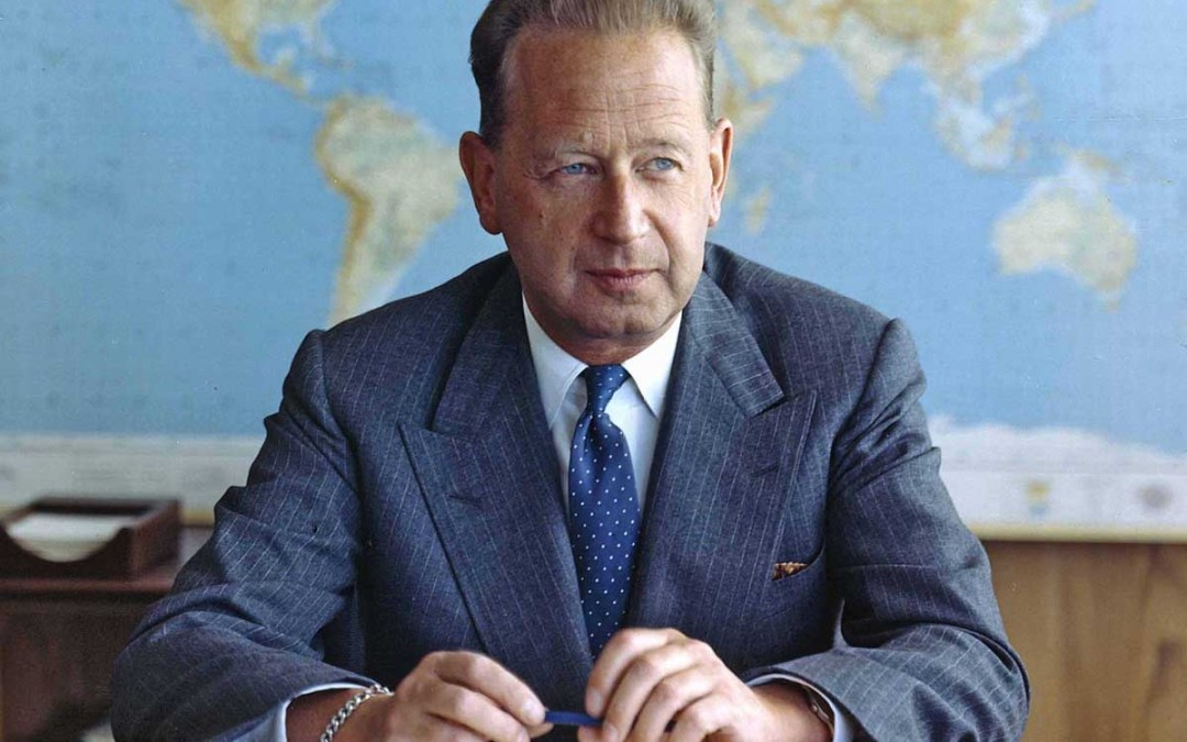 Dag Hammarskjöld and Africa's decolonisation during the cold war years