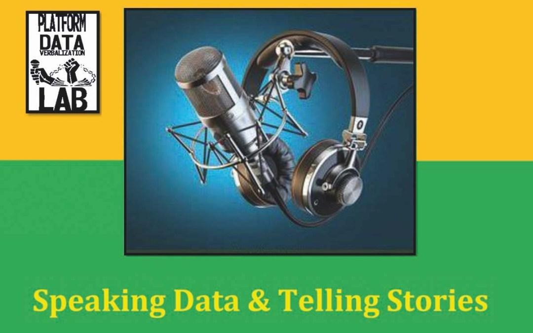 'It ain't what you do, it's the way that you do it' – the challenge of data verbalisation