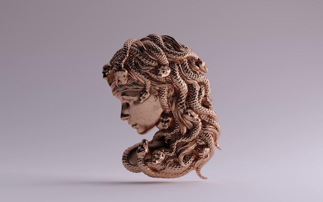 Making Medusa and the tale of the snake-haired Gorgon
