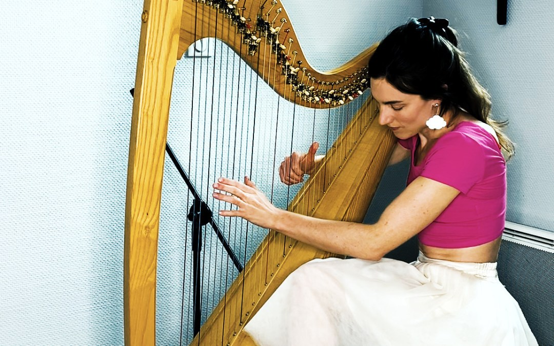 From Tokyo to Toulouse: the harp in translation