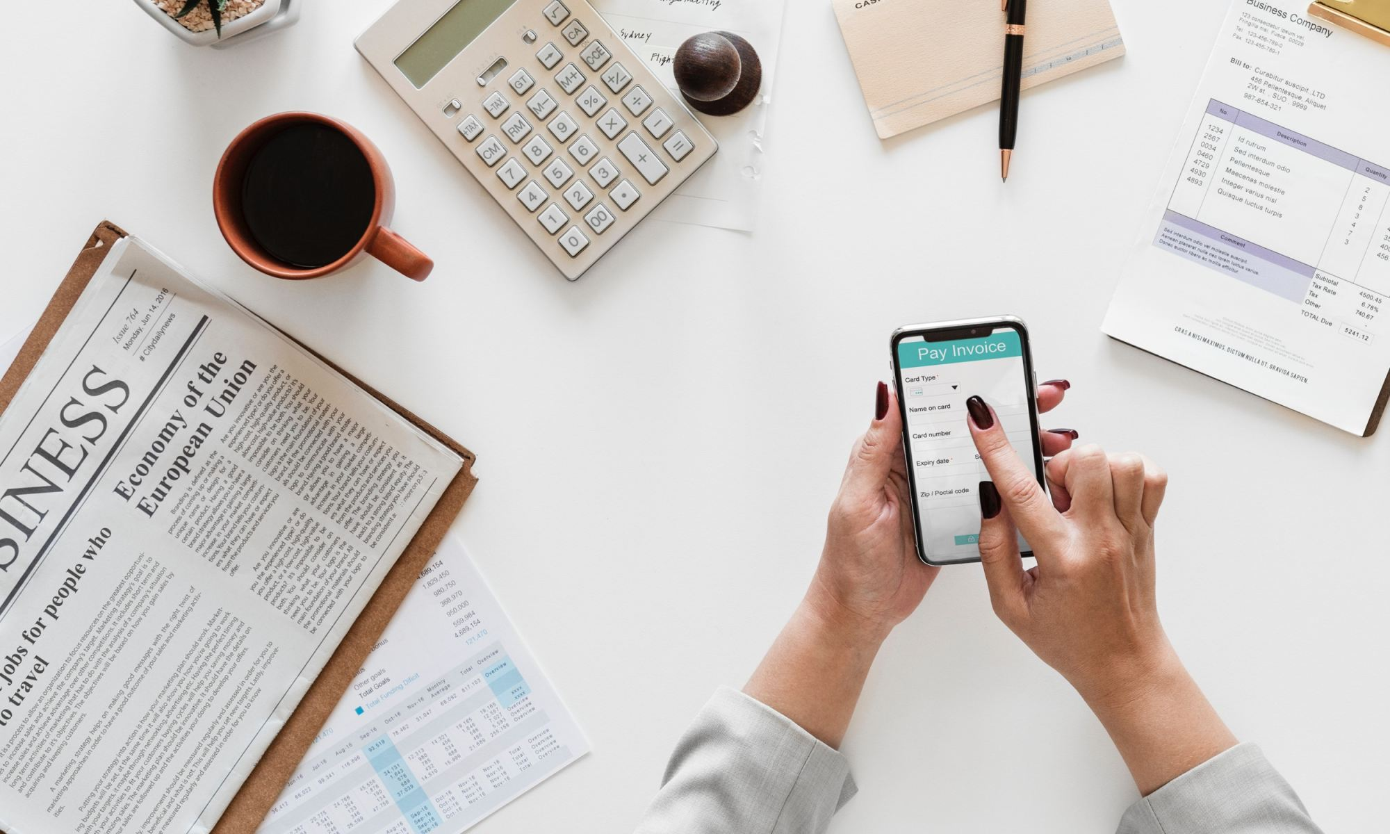 Budgeting and Paying Influencers