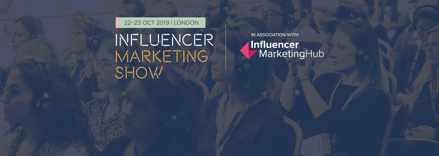 Influencer marketing Show partners with Influencer Marketing Hub