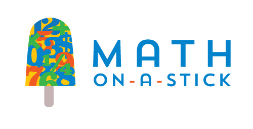 Math On-A-Stick | Talking Math with Your Kids