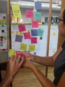 Categorizing contexts we might design for
