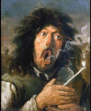 Joos van Craesbeeck's The Smoker