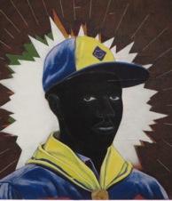 Cub Scout (detail), 1995