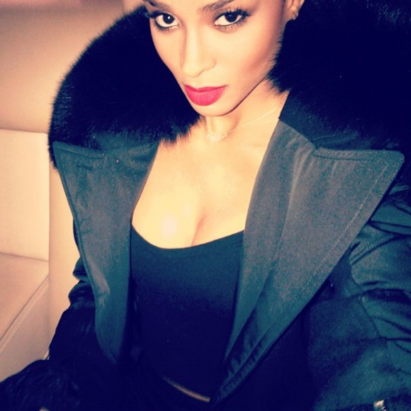 Celebrity Hair Ciara  Talking Pretty
