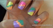 diy nails 3 easy nail art design