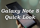 Galaxy Note 8 : Quick Look