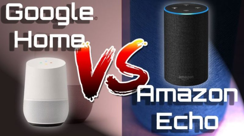google home vs alexa