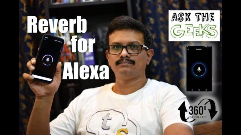 reverb for alexa