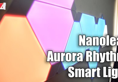 Nanoleaf Aurora Rhythm Smart Light