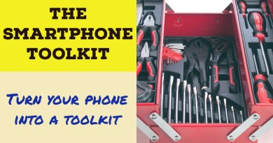 The Smartphone Toolkit