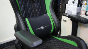 Circle Gaming Chair CH80 lumbar cushion