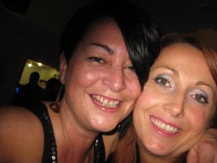 Me and Jilly, NYE 2012