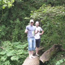 Doyle and Ross, Dovedale, 2012