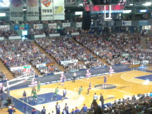 Adelaide 36ers vs Townsville