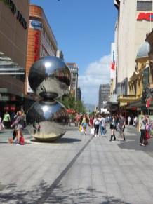 Rundle Street Balls