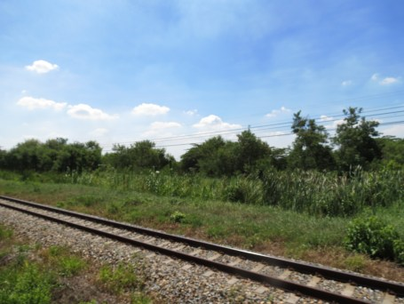 Bangkok to Prachuap by rail
