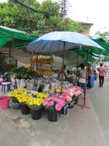 Triphet Road, Little India, bangkok