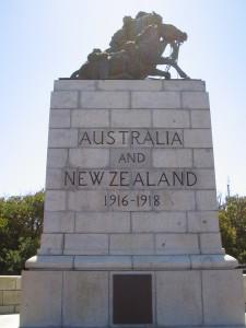 Desert Mounted Corps Memorial, Albany, Western Australia