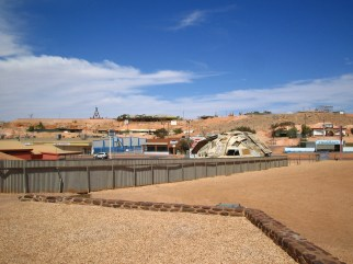 The Town of Coober Pedy